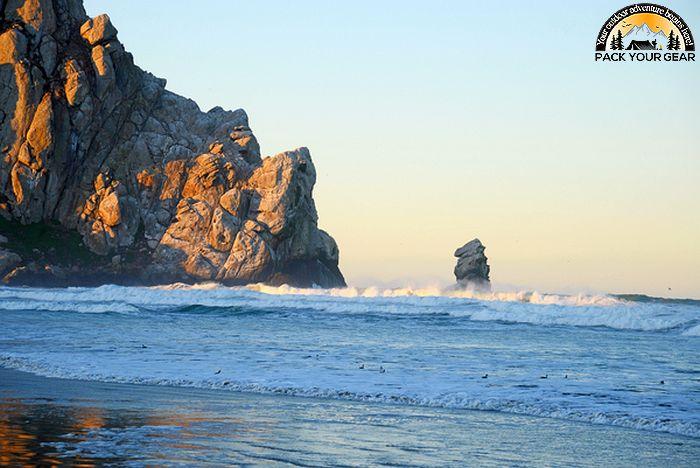 Morro Bay State Park Beach