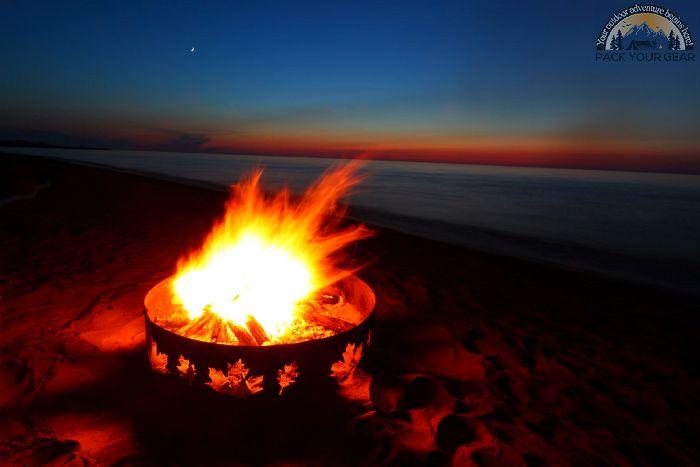 Campfire Fire Pit