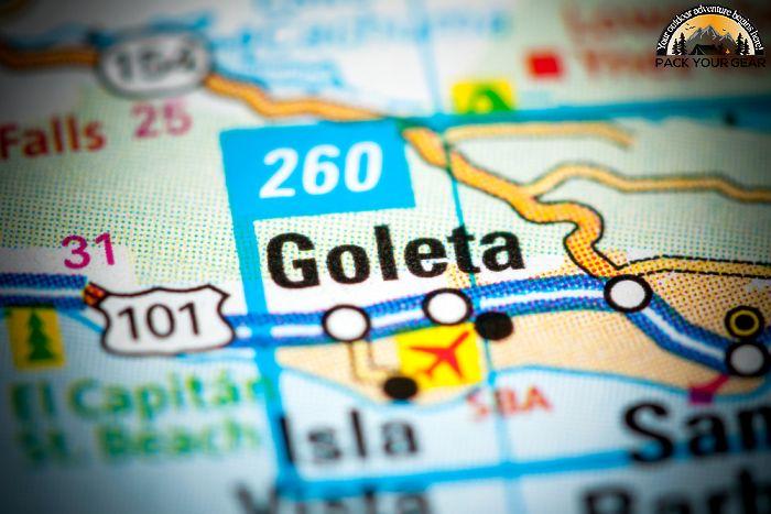 Gaviota State Park Goleta