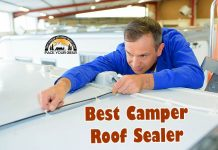 Best Camper Roof Sealer