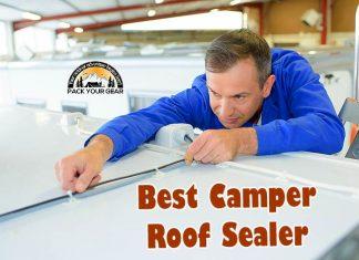 Best Camper Roof Sealer