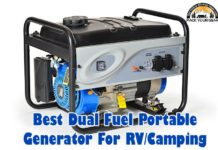 Best Dual Fuel Portable Generator