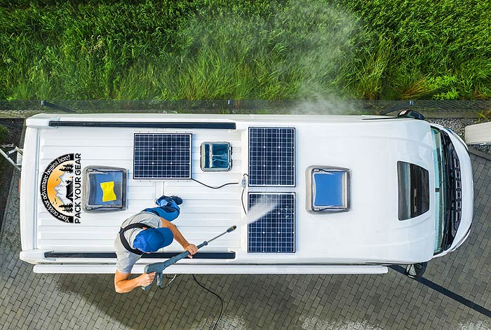 Can You Put Kool Seal On A Rubber RV Roof?