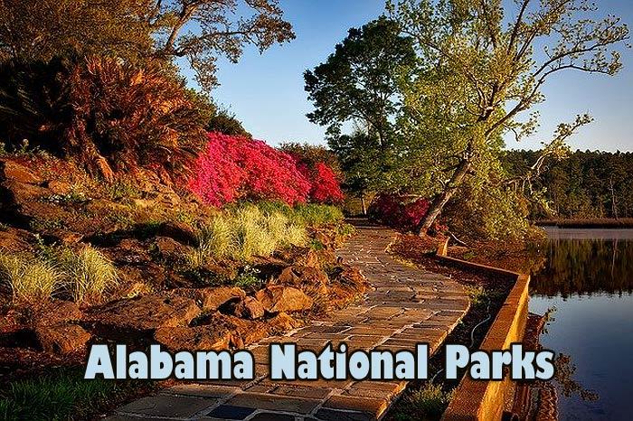Alabama National Parks