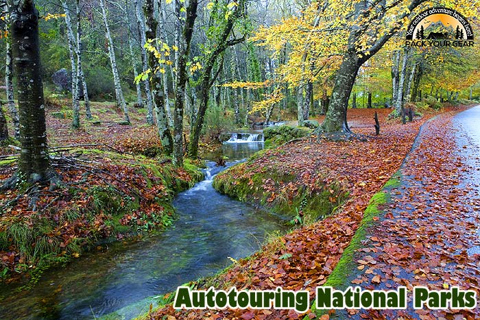 Autotouring National Parks
