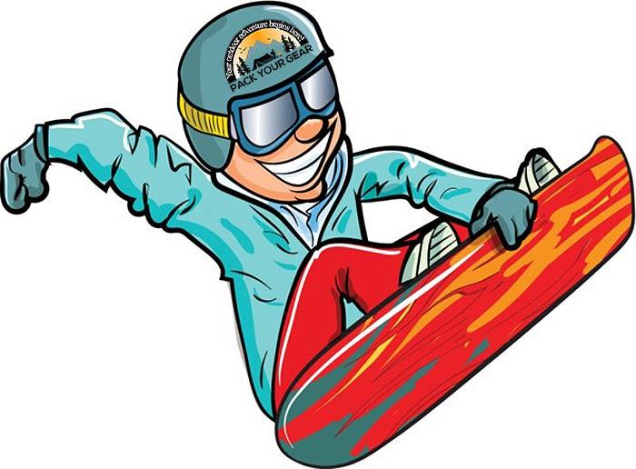 Balance Board Snowboarding