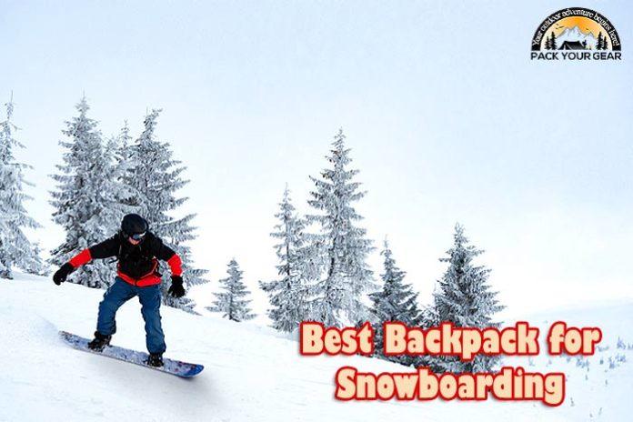 BEST Backpack For Snowboarding