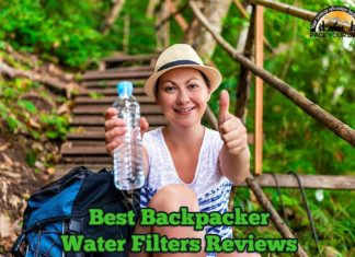 BEST Backpacker Water Filter Reviews
