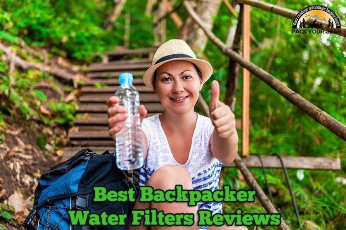 BEST Backpacker Water Filter Reviews