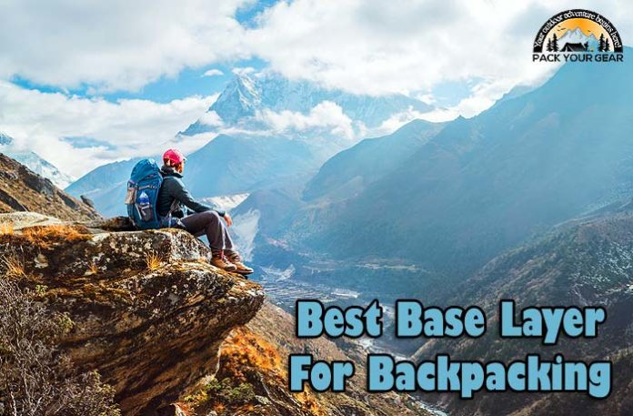 BEST Base Layer For Backpacking