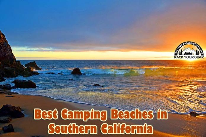 Best Camping Beaches in Southern California