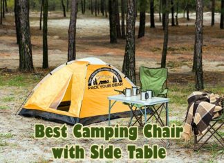 Best Camping Chair with Side Table