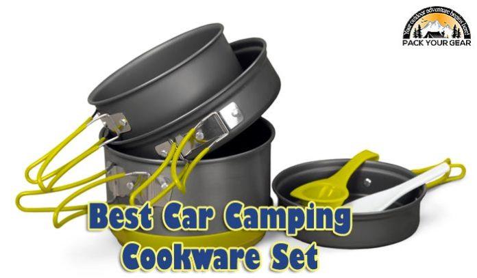 Best Car Camping Cookware Set
