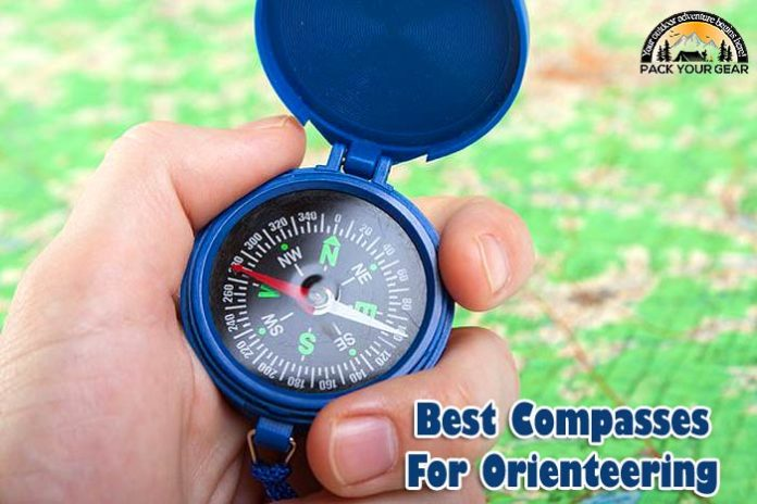 Best Compasses For Orienteering