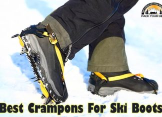 Best Crampons For Ski Boots