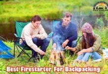 Best Firestarter For Backpacking