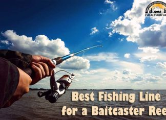 Best Fishing Line For A Baitcaster Reel