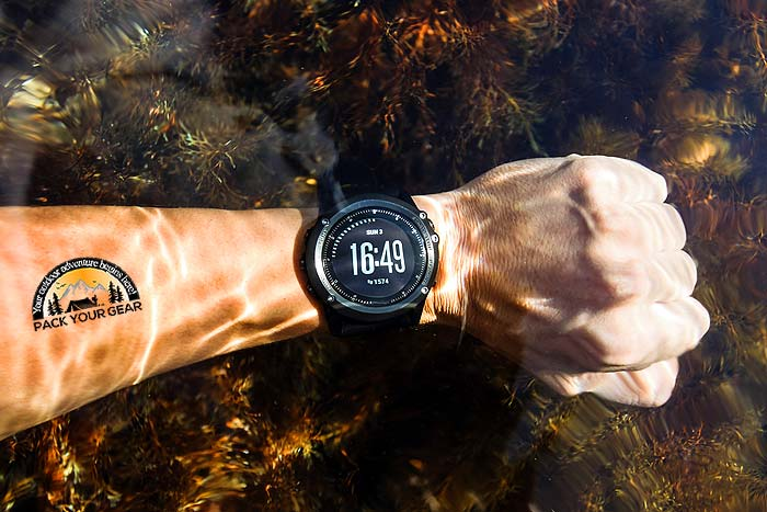 best GPS watches for cycling (Water-resistant)