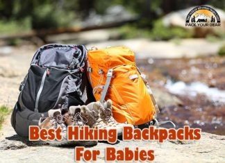 Best Hiking Backpacks For Babies