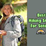 BEST Hiking Sticks For Seniors