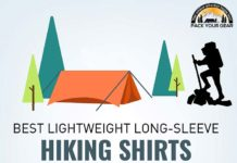 best lightweight long sleeve hiking shirt