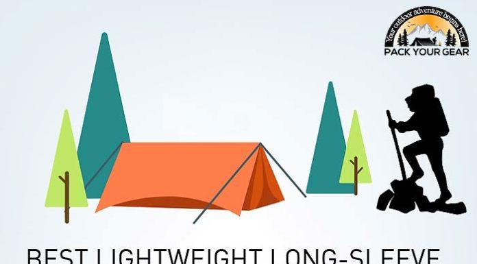 BEST Lightweight Long Sleeve Hiking Shirts
