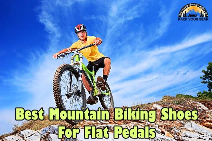 Best Mountain Biking Shoes For Flat Pedals