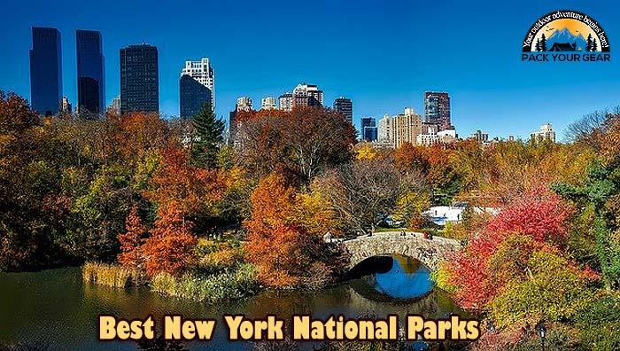 Best New York National Parks