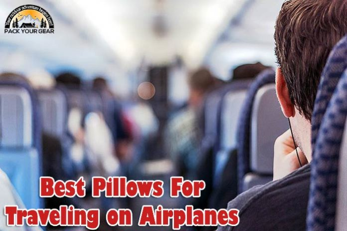 best pillows for traveling on airplanes