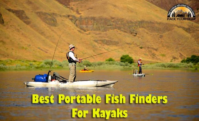 Best Portable Fish Finders For Kayaks