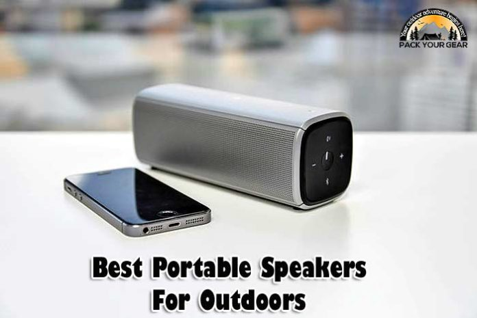 Best Portable Speakers For Outdoors