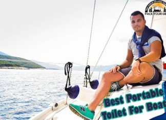 Best Portable Toilet For Boats