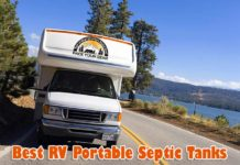 Best RV Portable Septic Tanks