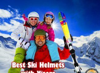 Best Ski Helmets With Visors