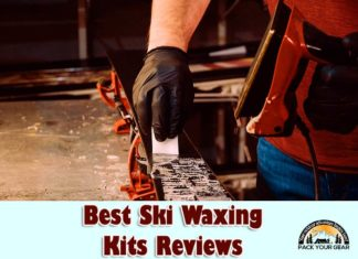 BEST Ski Waxing Kits