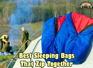 Best Sleeping Bags That Zip Together