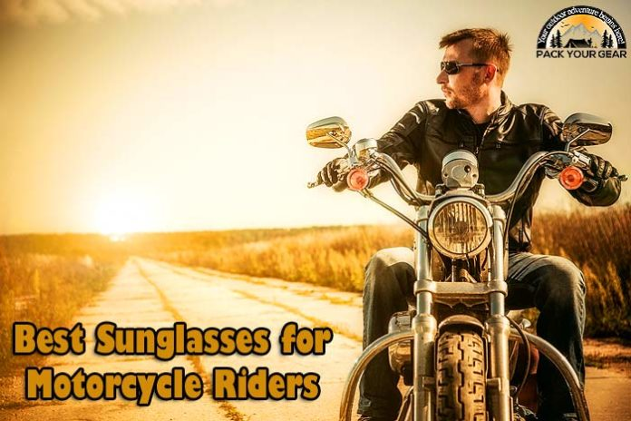 Best Sunglasses For Motorcycle Riders