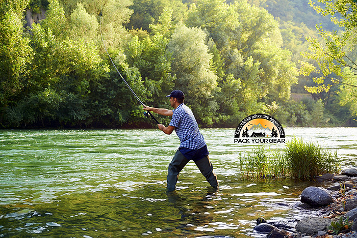 Can You Catch Trout With A Regular Rod And Reel?