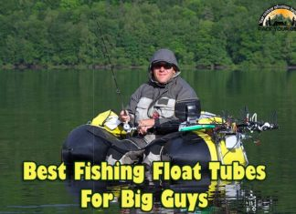 Fishing Float Tubes For Big Guys