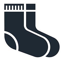 Heated Ski Socks Material