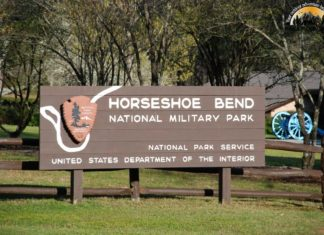 Horseshoe Bend National Military Park, Alabama