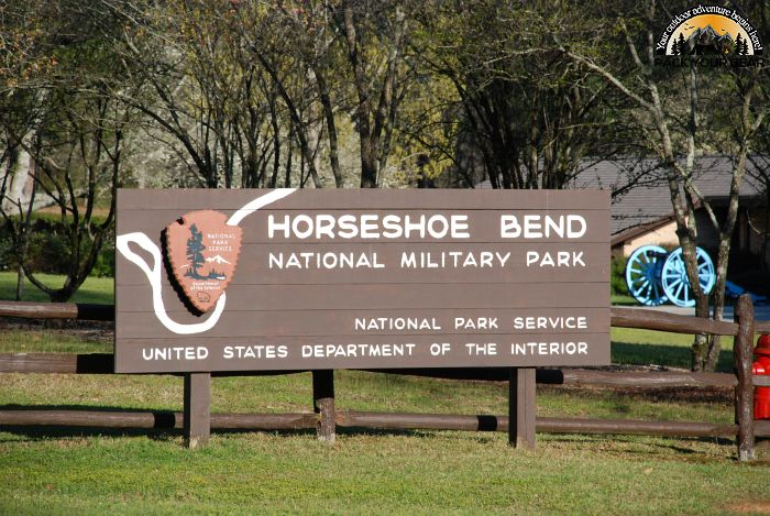 Horseshoe Bend National Military Park, Alabama