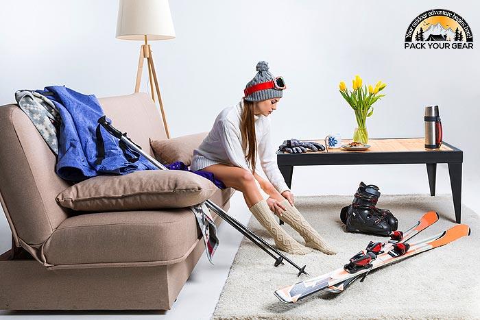How Do Heated Ski Socks Work?
