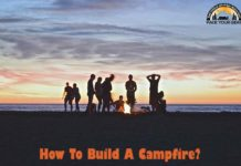 How to build a campfire?