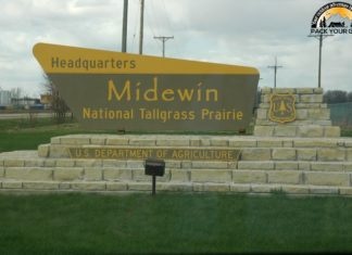 Midewin National Tallgrass Prairie