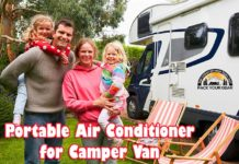 Portable Air Conditioner For Camper Van
