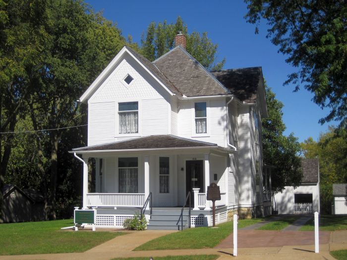 Ronald Reagan Boyhood Home Preservation Foundation