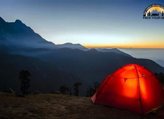 steps to camping success