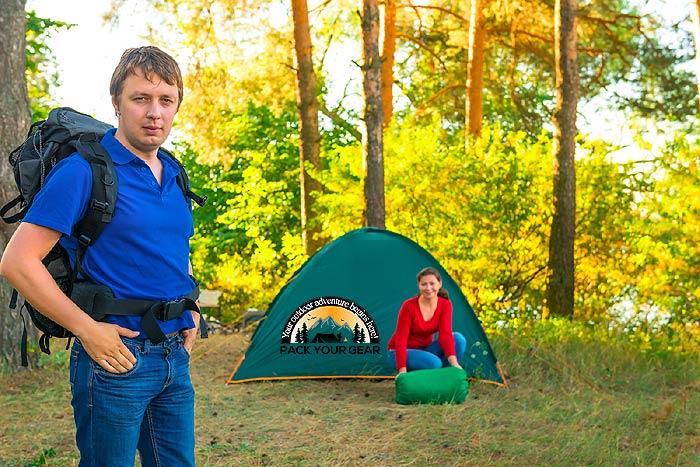 Walk-up Camping