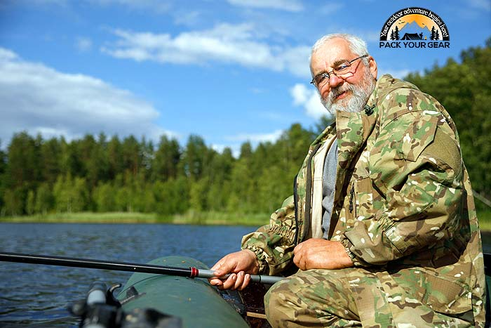 what is a fishing float tube?